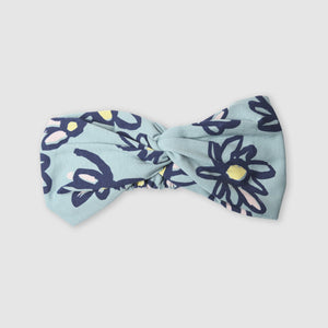 Painted Floral Kids Headband