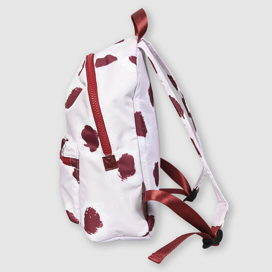 Painted Dot Backpack Pink