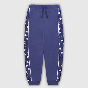 Panel Painted Dot Joggers