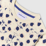 Painted Dot Jumper Dress