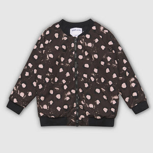 Painted Dot Brown Bomber