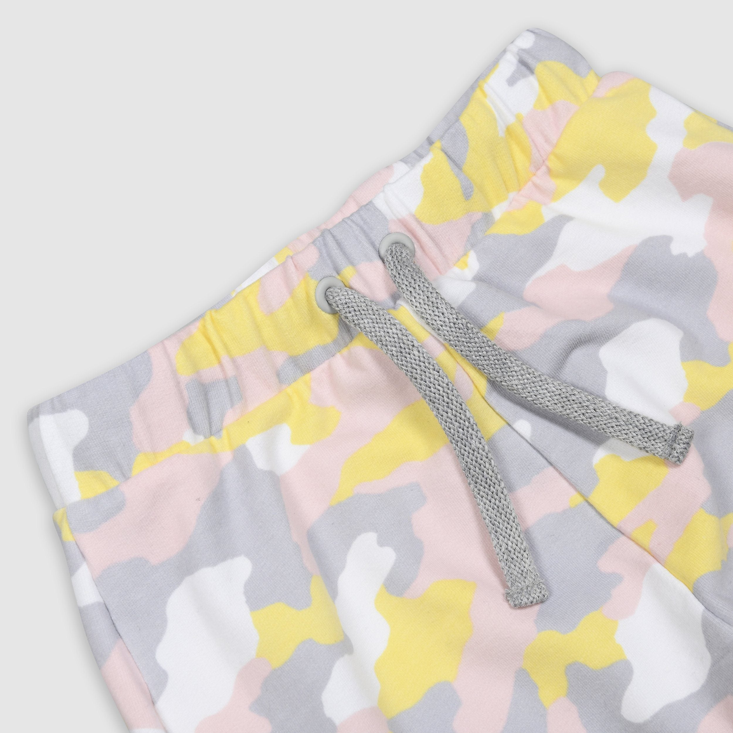 Camo Pink Joggers