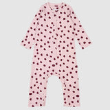 Painted Dot Romper