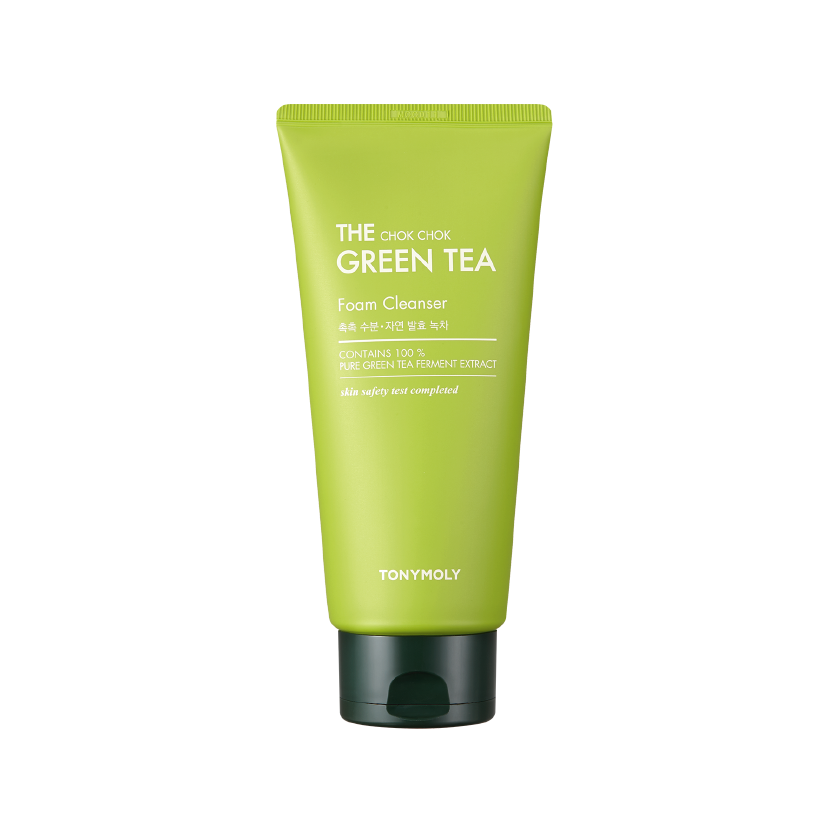 THE CHOK CHOK GREEN TEA FOAM CLEANSER 300ml
