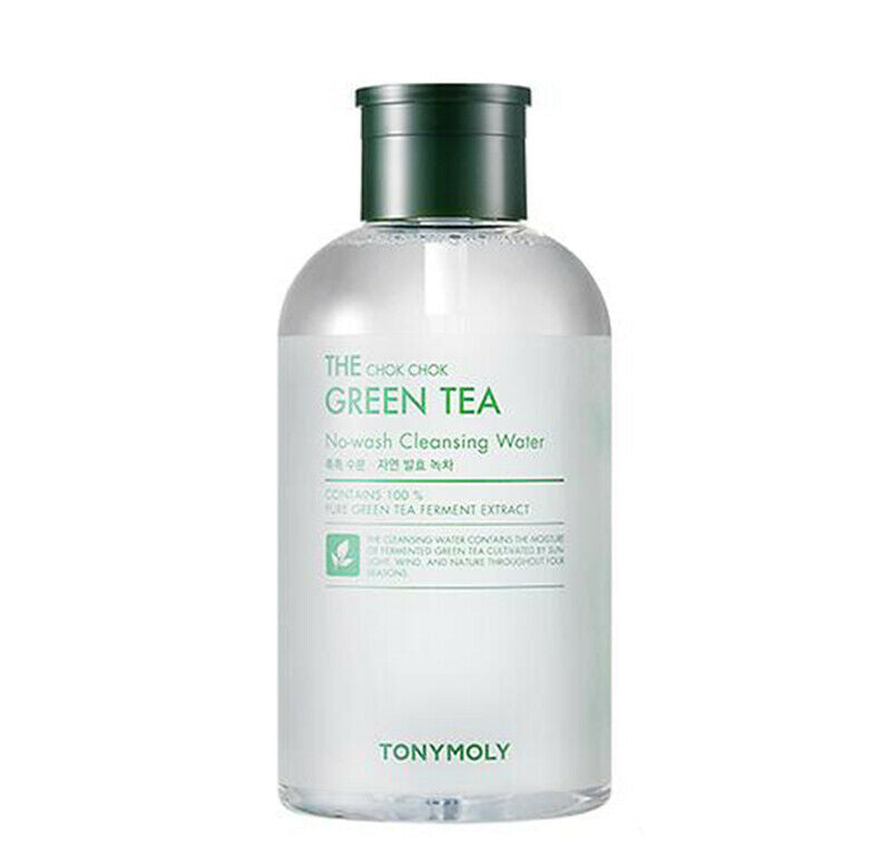 THE CHOK CHOK GREEN TEA NO-WASH CLEANSING WATER (700ml-PUMP TYPE)