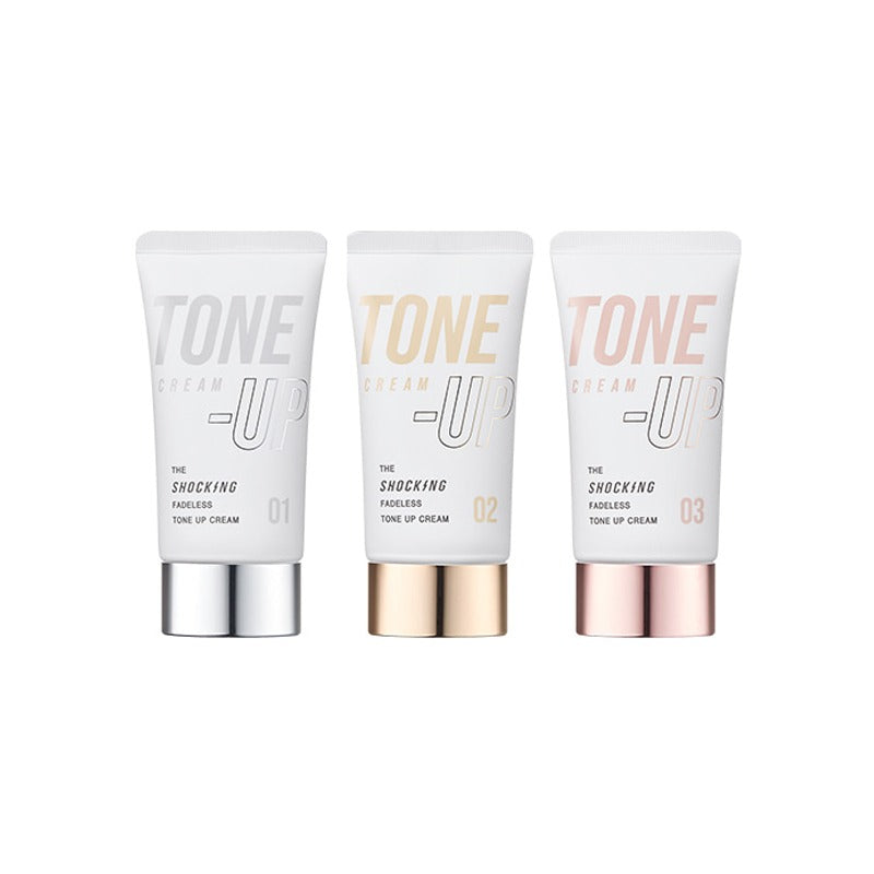 THE SHOCKING FADELESS TONE UP CREAM #02 SKIN TONE