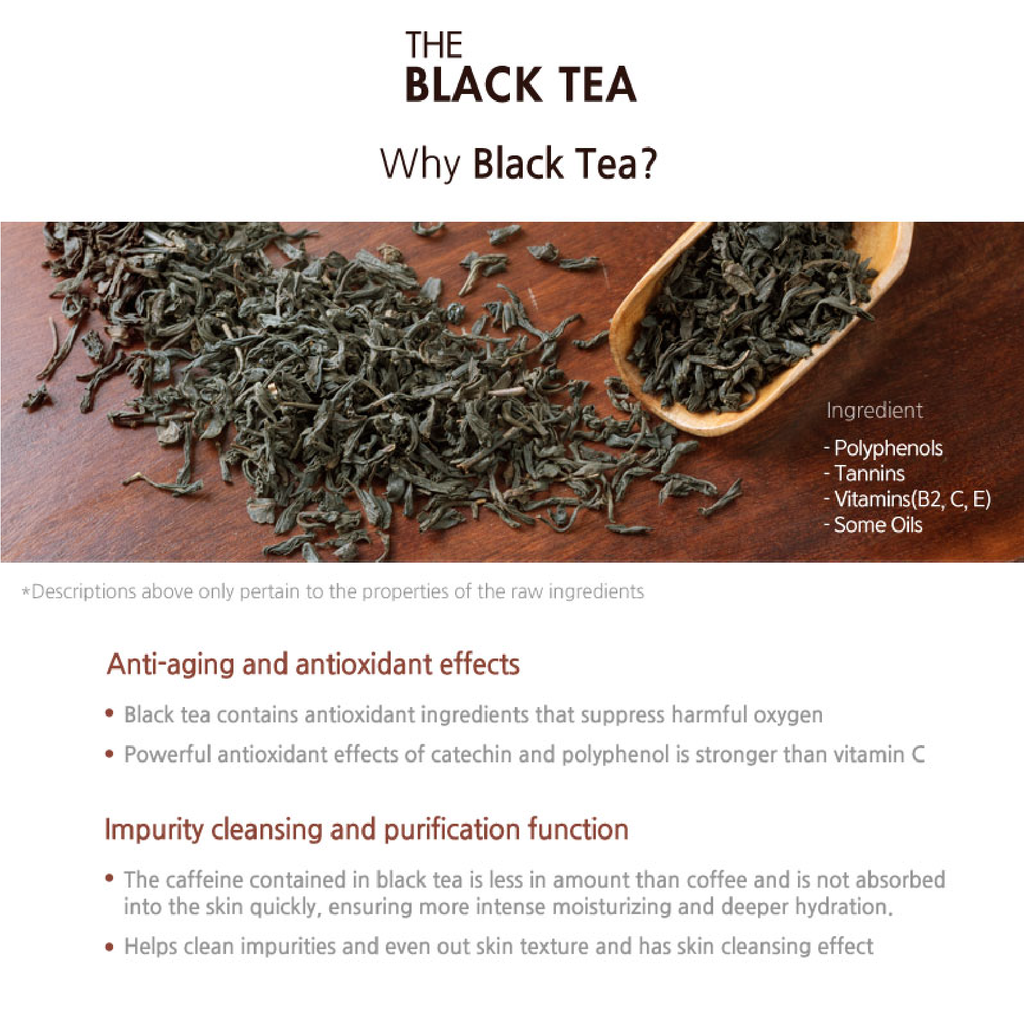 THE BLACK TEA LONDON CLASSIC CREAM