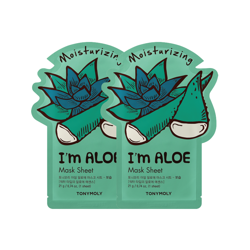 I'M ALOE MASK SHEET