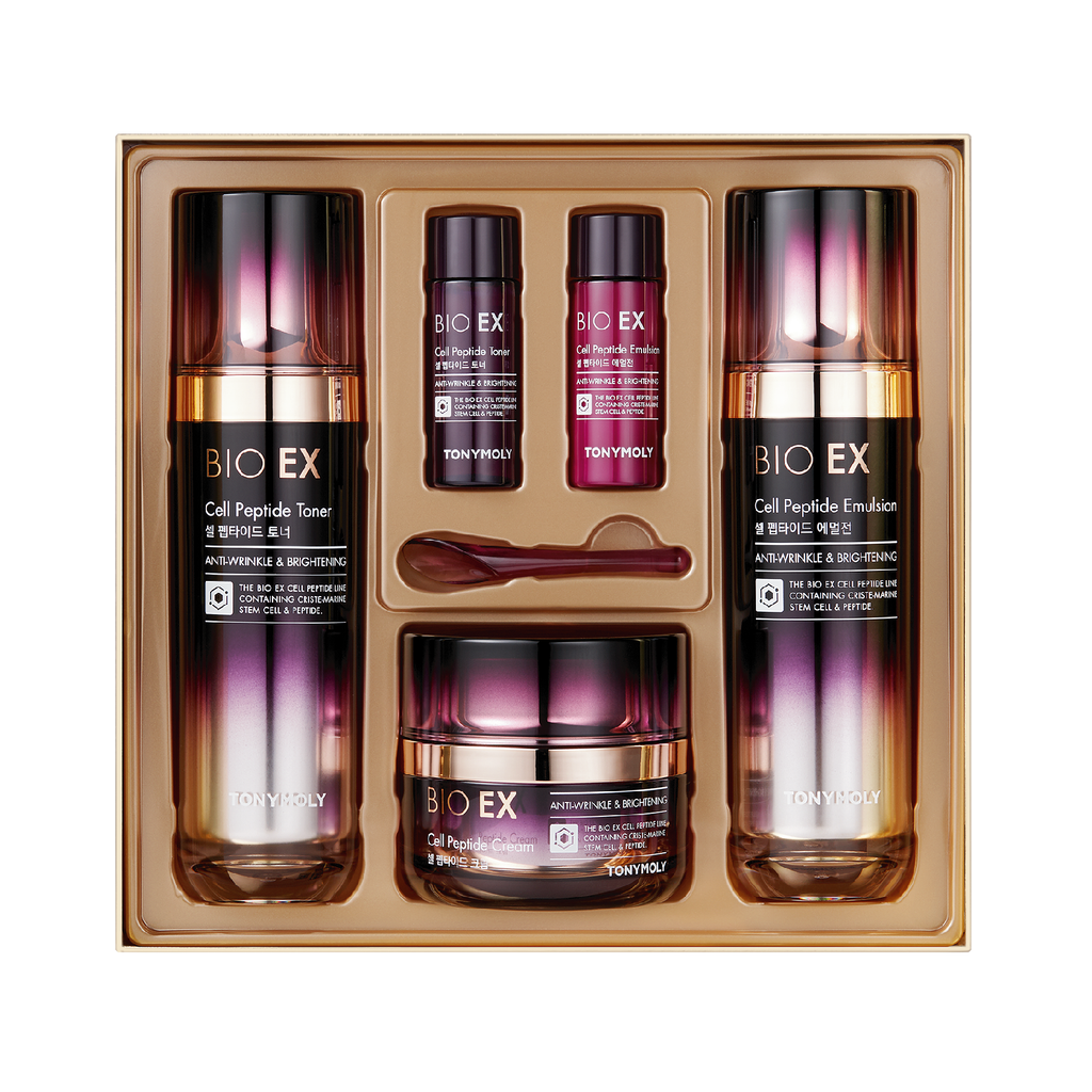 BIO EX CELL PEPTIDE SKIN CARE 3 SET