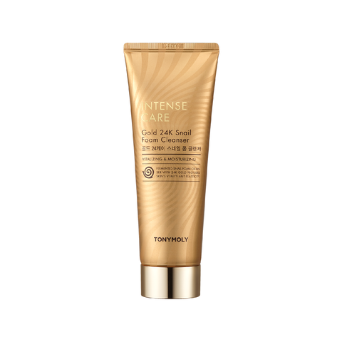 INTENSE CARE 24K SNAIL FOAM CLEANSER