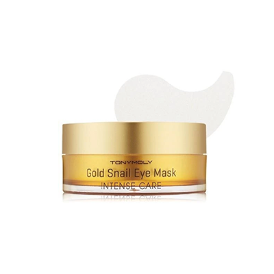 INTENSE CARE GOLD SNAIL EYE MASK (30 PAIRS)