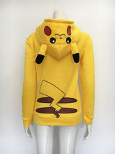 Load image into Gallery viewer, Women's Pikachu Hoodies