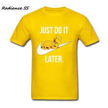 Load image into Gallery viewer, Just Do It Later Tee