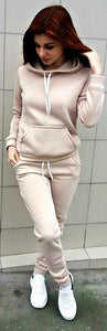 Women's Fleece Two Piece Set