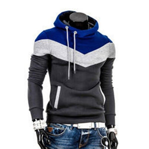 Men's Lined Pullover Hoodies