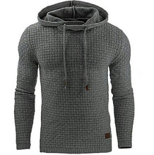 Load image into Gallery viewer, Men's Lattice Hooded
