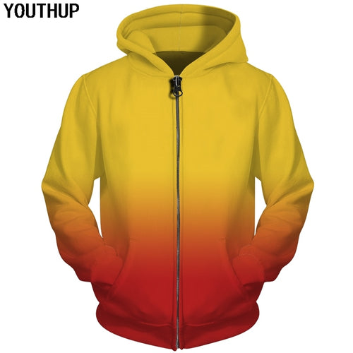 Gradient Hoodies
