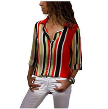 Load image into Gallery viewer, Striped Long Sleeve