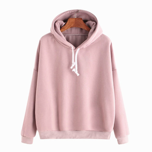 Autumn Pink Hoodies