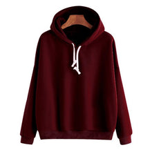 Load image into Gallery viewer, Autumn Pink Hoodies