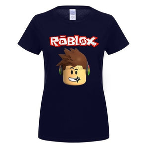 Roblox Character Head Adult T Shirt