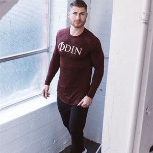 Gym Fitness Long Sleeve