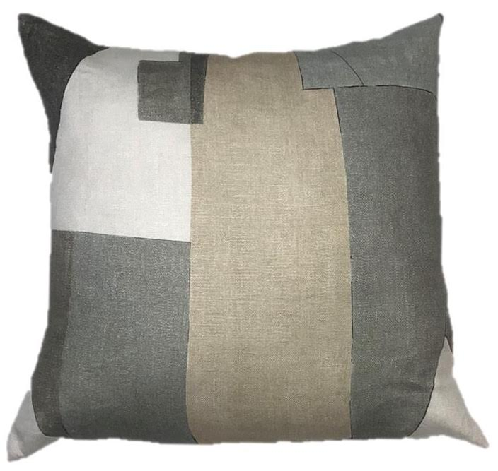 KW District Alabaster Pillow- 3 Sizes