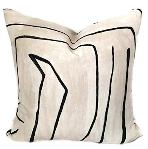 KW Graffito Pillow- 3 Sizes