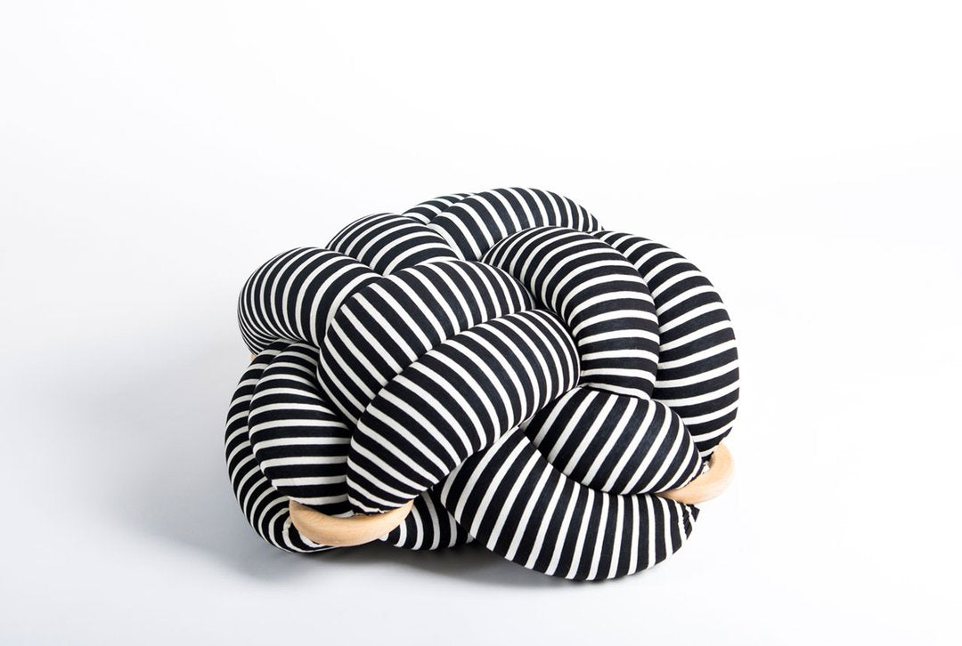 Small Jersey Knot Pouf- 12 Color Variants
