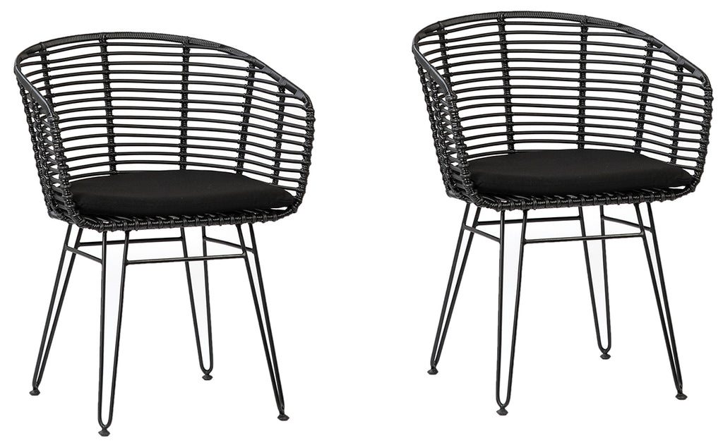 Isha Dining Chair, Set of 2