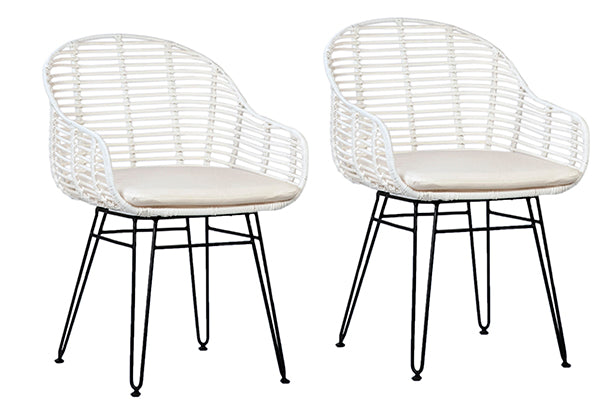 Nils Dining Chair, Set of 2