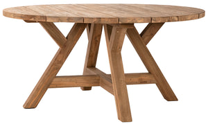 Lamin Round Dining Table 63""