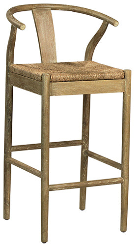 Wishbone Bar Stool