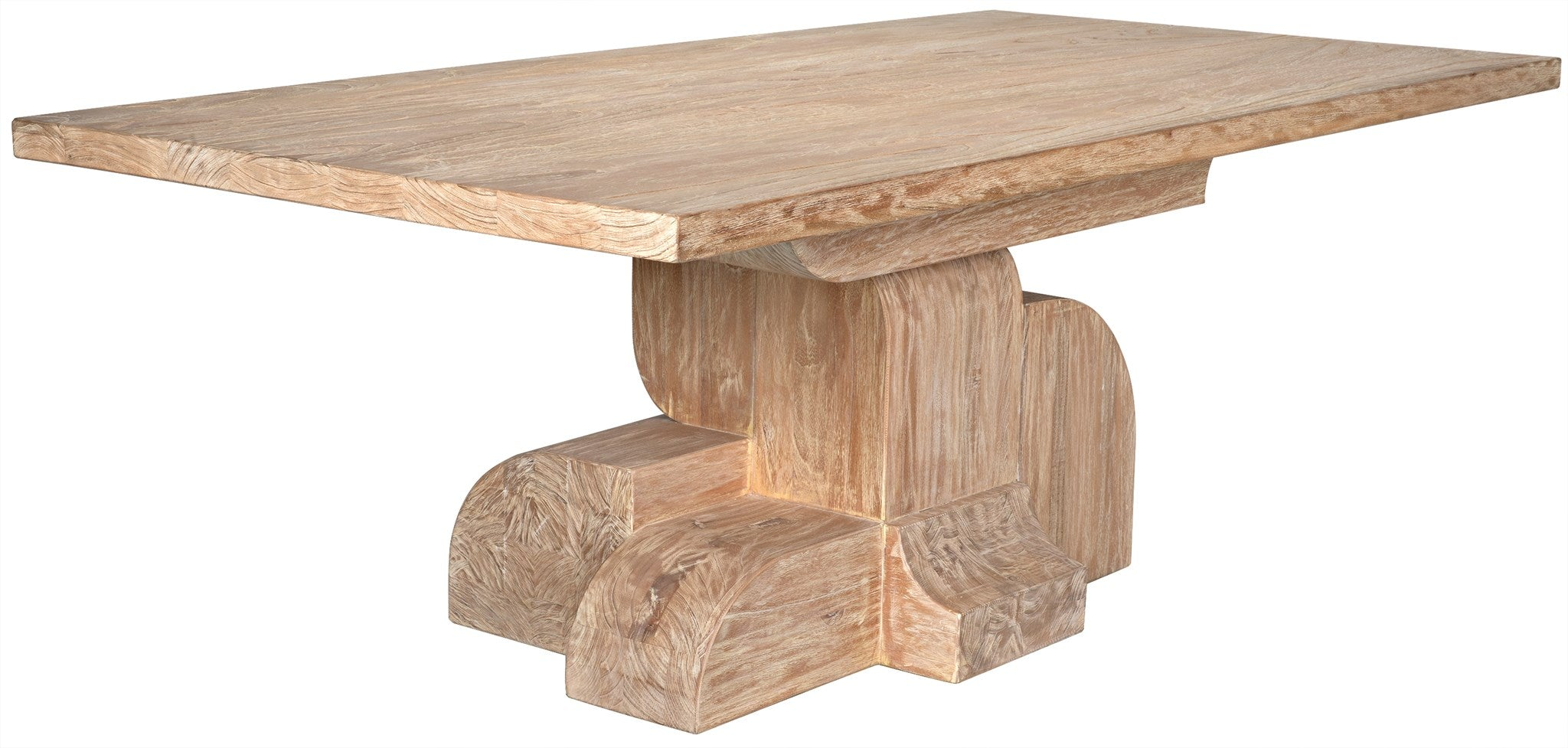 Distressed Mindi Dining Table