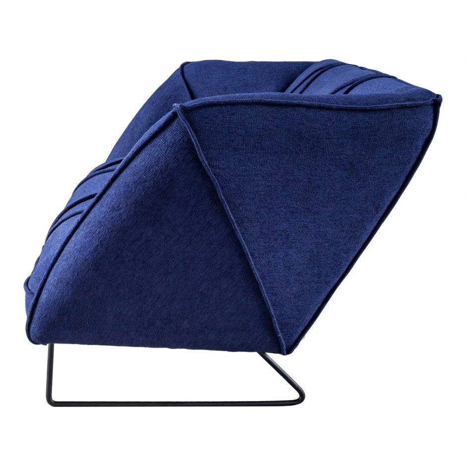 Hex Sofa Blue