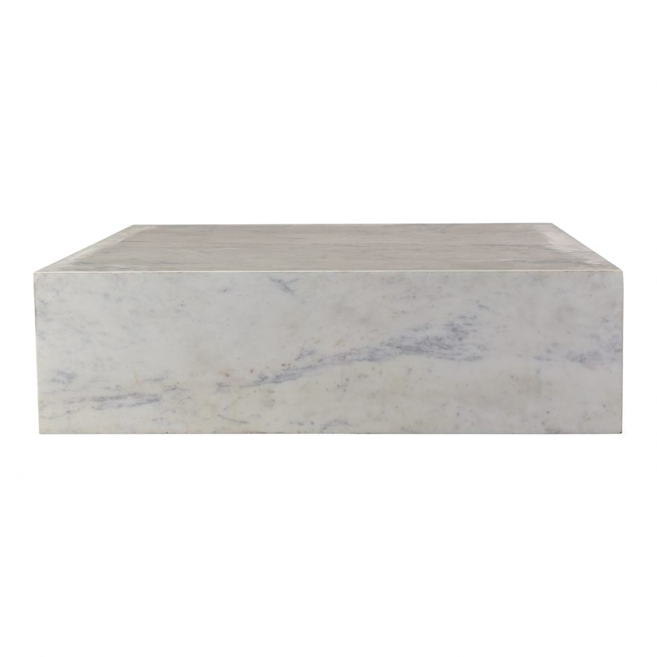 Nas Marble Coffee Table