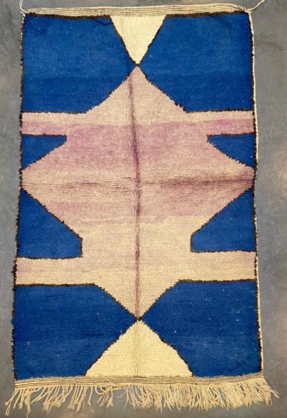 Moroccan Abstract Rug
