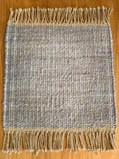 Light Grey Sisal Rug