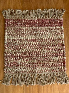 Rust Natural Multicolor Sisal Rug
