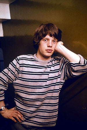 Young Jagger