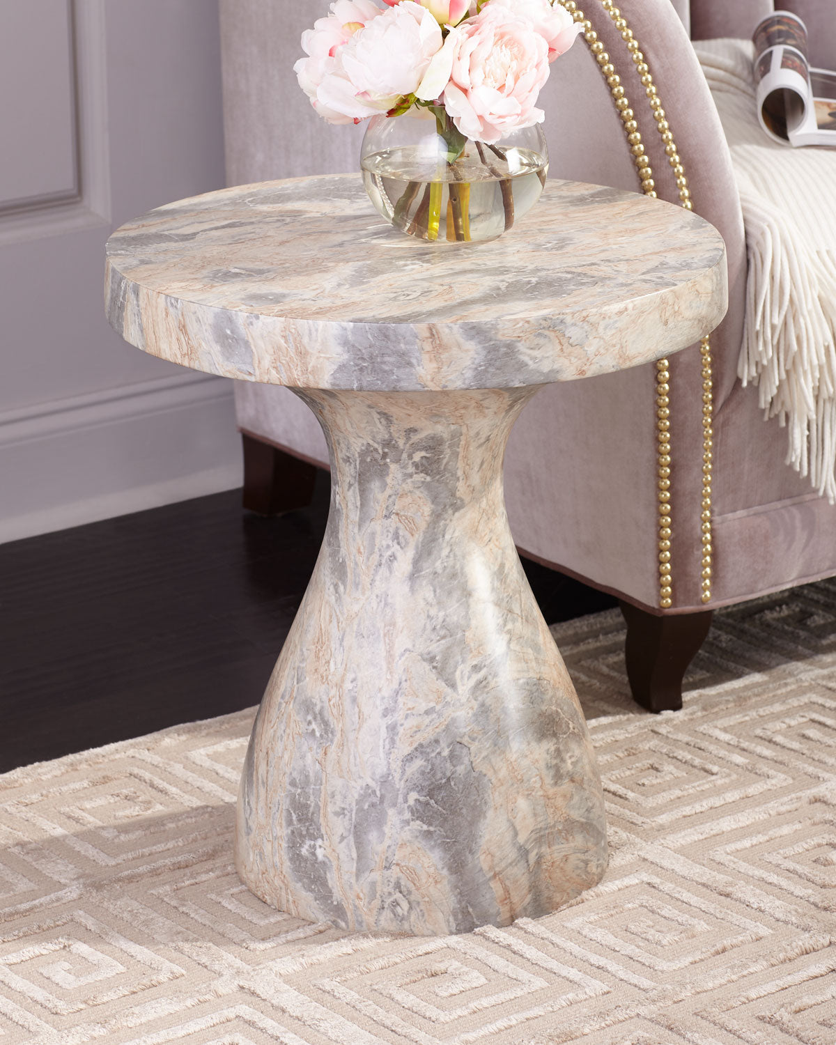 Large Sera Accent Table