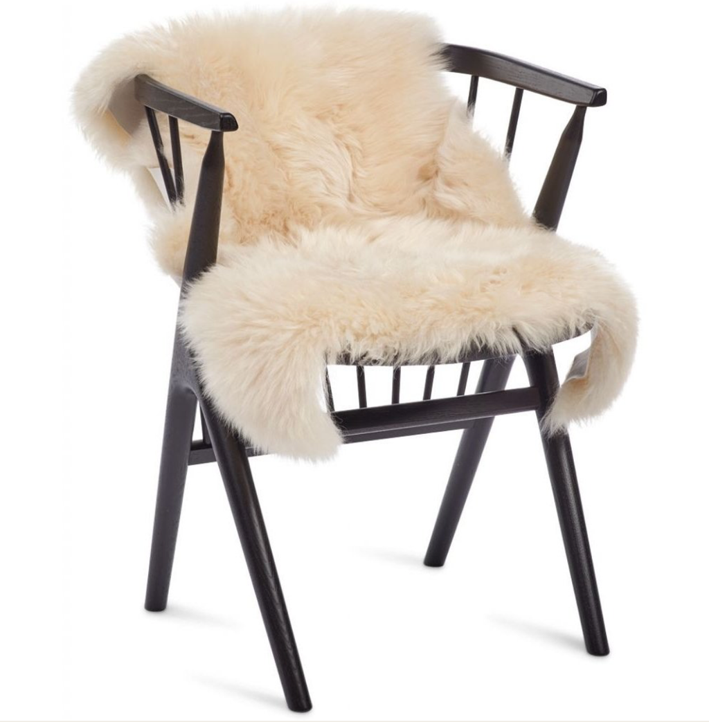 Small Sheepskin Throw- 11 Color Variants