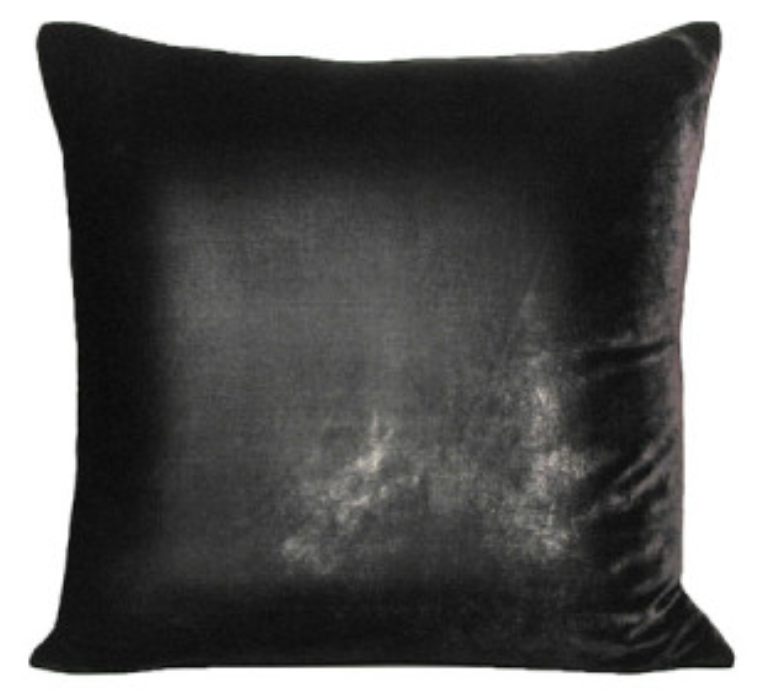 Smoke Velvet Pillow