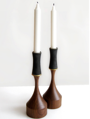 Ellen Candlestick- 2 Color Variants