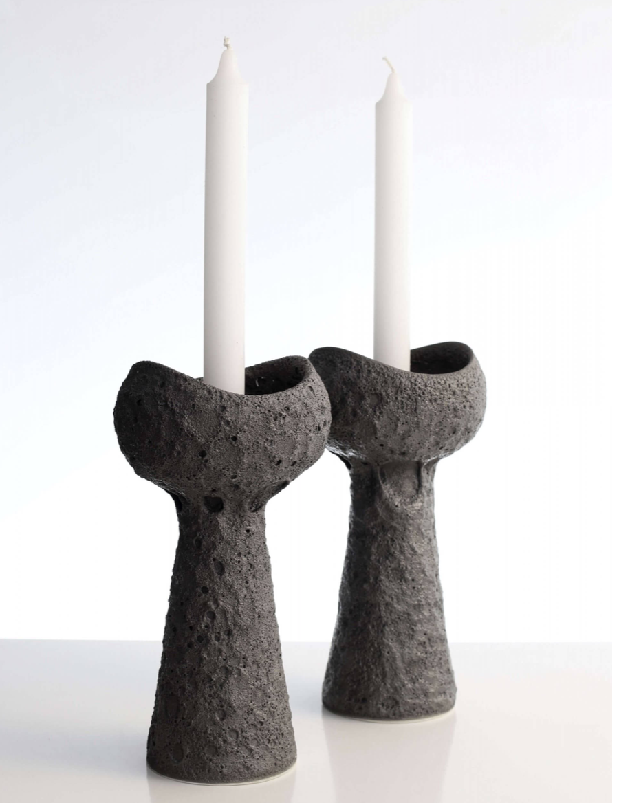 Candlesticks (pair)- 2 Color Variants