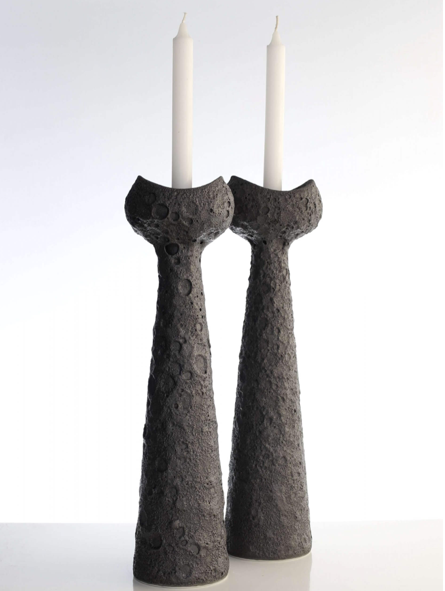 Tall Candlesticks (pair)- 2 Color Variants