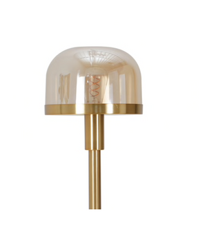 Glass Dome Floor Lamp- 2 color variants
