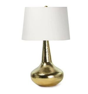 Taj Metal Table Lamp