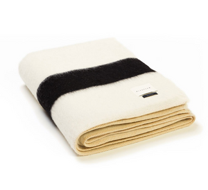 Siempre Recycled Throw- Cream