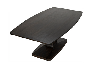 Travis Dining Table- Ebony